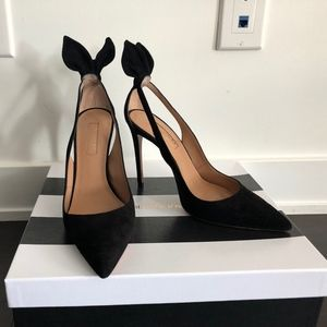 AQUAZZURA Deneuve Pumps 36(6) NEW UNWORN (+gift)